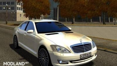 Mercedes-Benz S 320 CDI W221 [1.5.9], 1 photo
